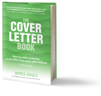 The Cover Letter Book by James Innes